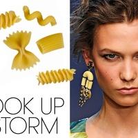 Dolce & Gabbana tésztakollekció