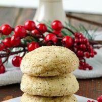 Könnyű fahéjas krémsajtos karácsonyi keksz