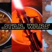 Megkóstolták a Star Wars különleges ételeit