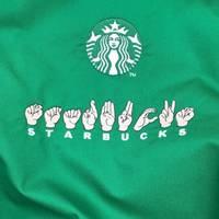 Kávérendelés és kiszolgálás jelnyelven