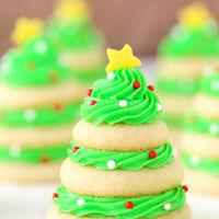 Karácsonyfa keksz