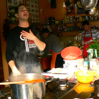 Pastaparádé a Chefparade-ban