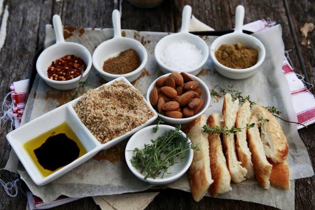 dukkah with bread.JPG