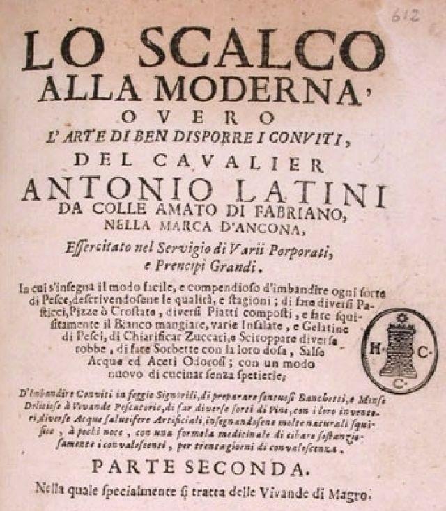 Antonio Latini Lo scalco alla moderna.jpg