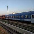 Új vasúti menetrend:  kicsit gyorsuló vonatok, jobb csatlakozás Tiborszállás irányába.