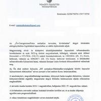 M3-as autópálya-Mátészalka-Országhatár útszakasz: leghamarabb 2025. utolsó negyedévére készülhet el!