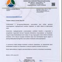 Hivatalos levél érkezett, halad a Nyíregyháza-Mátészalka közötti,  szombati közlekedés ügye
