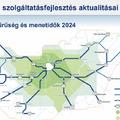 2024-től két órás ütemben közlekedő Intercityk Mátészalkáról?