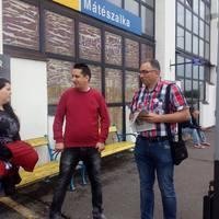 Magyarország első vonat bojkottját mi szerveztük!