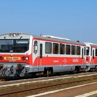 Utasok ragadtak a vasúti kocsiban Mátészalka és Nyíregyháza között.