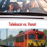 Szabolcsban egyre népszerűbb a telekocsizás, a csigalassú vonat helyett.