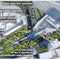 Amennyiben lesz rá forrás, 2019. II. negyedévében kezdődik Debreceni Intermodális Központ építése.