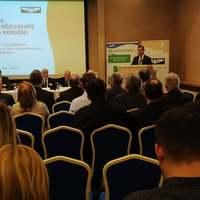 A XV.Regionális Közlekedés Aktuális Kérdései  konferenciáról jelentjük.