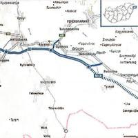 Itt az M49-es gyorsforgalmi út tervezett nyomvonala !