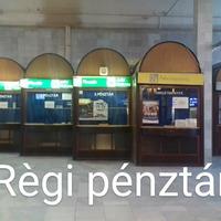 Új vasúti jegypénztárak Mátészalkán!