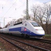 Párizsból Bordeaux-ba TGV-vel