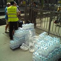 Működik a vízosztás