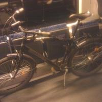 Nem lehet rögzíteni a kerékpárokat