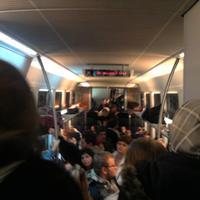 Már a vonatvezető sem bírja?
