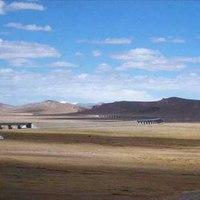 Új vasútvonal építése Tibetbe