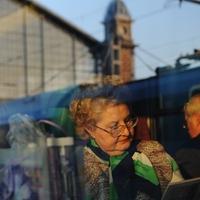 NAGYÍTÁS: Magyar vonattal ukrán síneken