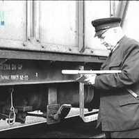 Retró: A vonatok műszaki vizsgálata