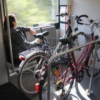 """Kerékpárszállítás """"Flörtön"""""""