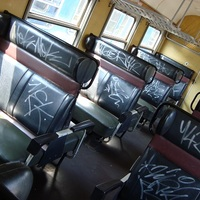 A vandálok miatt undorító az utastér?