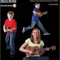 Ukulele For Kids - Hal Leonard Ukulele Method Series BK/CD Download