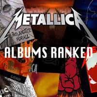 Top 10 #6: A Metallica stúdióalbumainak listája - szerintem!