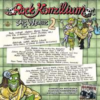 DR. WEISZ: Abaházi Csaba hangjával meghallgatható az első dal a Rock Konzílium albumról