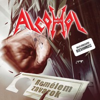 ALCOHOL: Remélem zavarok (Edge Records, 2018)