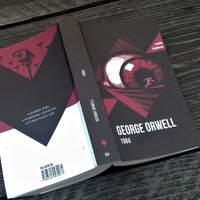 A szolgálólány, Ákos, és luxusfeleségek a százegyes szobában | George Orwell: 1984 (Helikon Kiadó, 2020)