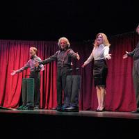 A pofon egyszerű - Nézd meg a L'art pour l'art Társulat színházi estjét!
