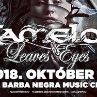 LEAVES' EYES: Budapestre jönnek a Kamelot turné vendégeként