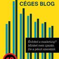Hanula Zsolt Péter: Céges blog (könyvajánló)