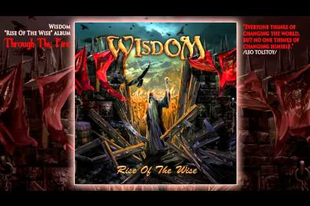 WISDOM: Rise Of The Wise (Nail Records, 2016)