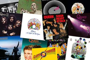 Top 10 #1: A Queen tíz legjobb stúdióalbuma - szerintem!