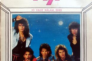 RETROSPEKTÍV #3: FIX - Jó vagy nálam, édes (Hungaroton / Start, 1989)