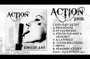 ACTION: Ébredő erő (GrundRecords, 2018)