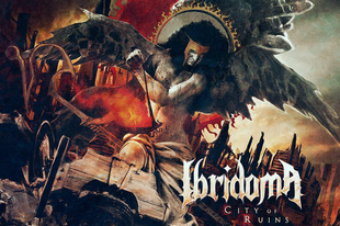 IBRIDOMA: City of Ruins (Punishment 18 Records, 2018)