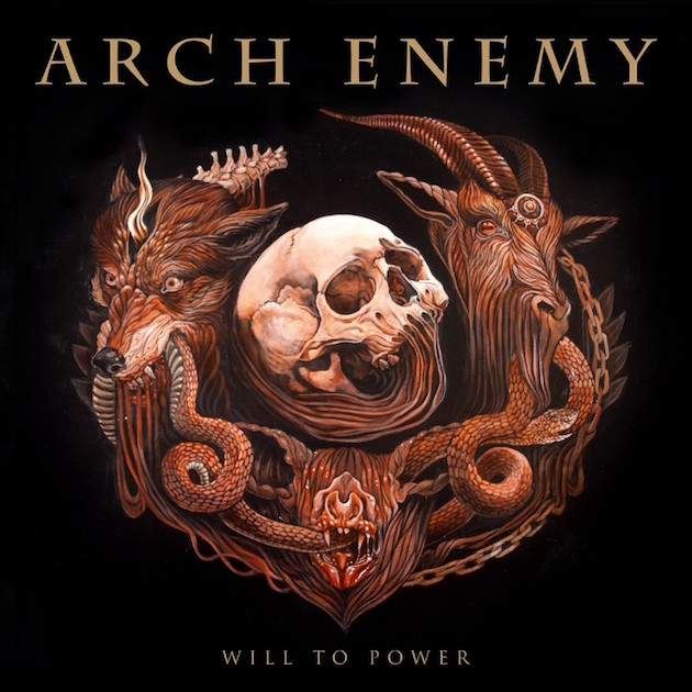 5. Arch Enemy: Will To Power<br /><br />A metal színtér egyik legextrémebb és legszebb énekesnője kétségtelenül a svéd melodikus death metal zenekar frontlánya, a 2014-ben csatlakozott Alissa White-Gluz. Ezt csak azért biggyesztettem ide, mert már régóta le akartam írni és most végre alkalmam nyílt rá. A három évvel ezelőtti 'War Eternal' lemezt követő új anyagban ott van minden, amiért szeretjük a bandát, emellett pedig meglepetést is tartogatnak, de ezt nem lőném le, tessék csak meghallgatni a lemezt! Súlyos és erőszakos, de mégis befogadható lemez lett, nyugodt szívvel ajánlom a műfajt kedvelőknek és kevésbé kedvelőknek egyaránt.