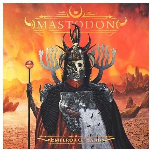 3. Mastodon: Emperor of Sand<br /><br />Ha van olyan zenekar, ami soha nem tud csalódást okozni, akármivel is jön ki, az a Mastodon. Az amerikai négyes homokcsászáros albuma zeneileg távolabb áll a koraiaktól, inkább a klasszikus hard- és progresszív rock elemek vannak túlsúlyban, sokkal inkább refréncentrikusabbá téve a dalokat. A Trivium lemeze mellett az év egyik abszolút remekműve, ami nem véletlenül szerepel előkelő helyen minden listán.