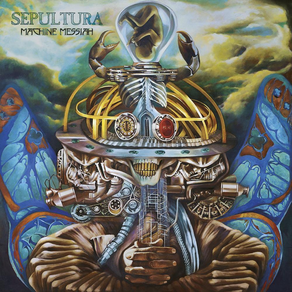 9. Sepultura: Machine Messiah<br /><br />A brazil thrash/death banda második generációjának kétségtelenül legjobb albuma az év elején megjelent, kicsit több, mint háromnegyed órás energiabomba. Sorakoznak egymás után a jobbnál jobb és erőszakosabbnál erőszakosabb dalok, ezek közül a legsikerültebbek kétségtelenül a rövid és nyers, pofátlanul harapós tételek. Eddig még egyetlen listán sem láttam felbukkanni, pedig az év egyik legemlékezetesebb darabja, amit kár lenne hanyagolni.