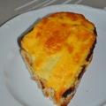 CROQUE MONSIEUR -- Sajtos szendvics