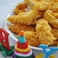 Rántott csirke, olaj szag nélkül avagy Chicken Nuggets házilag és egészségesen