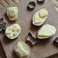 Krumpli nyomda és a szeretet