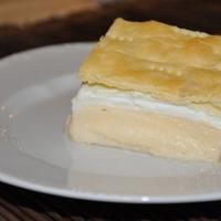 Egy sütemény, amitől féltem --  Francia Krémes