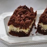 Aszfaltos sütemény, alias reszelt túrós kakaós sütemény