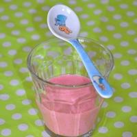 Epres tejberízses desszert, üdítő nyári desszert